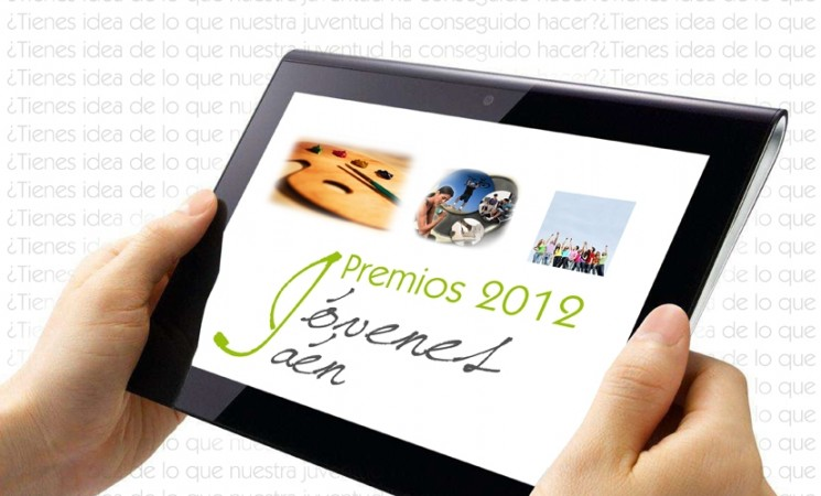 CONVOCATORIA PREMIOS JOVENES JAEN 2012