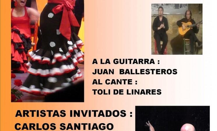 """Escuela de baile y flamenco """"Zambra"""" en el auditorio"""