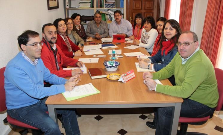 Comisión para la actuación de familias necesitadas de la localidad