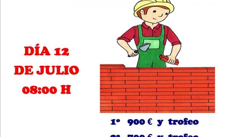 XIV Concurso Nacional de albañilería