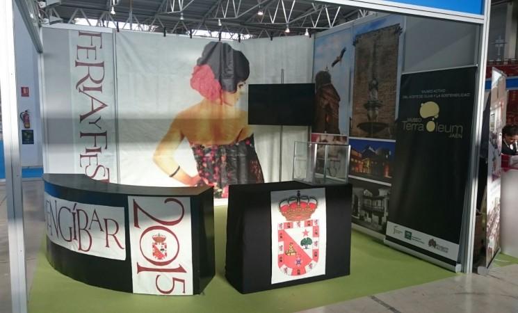 Mengíbar, presente en Tierra adentro para promocionar su patrimonio y sus fiestas
