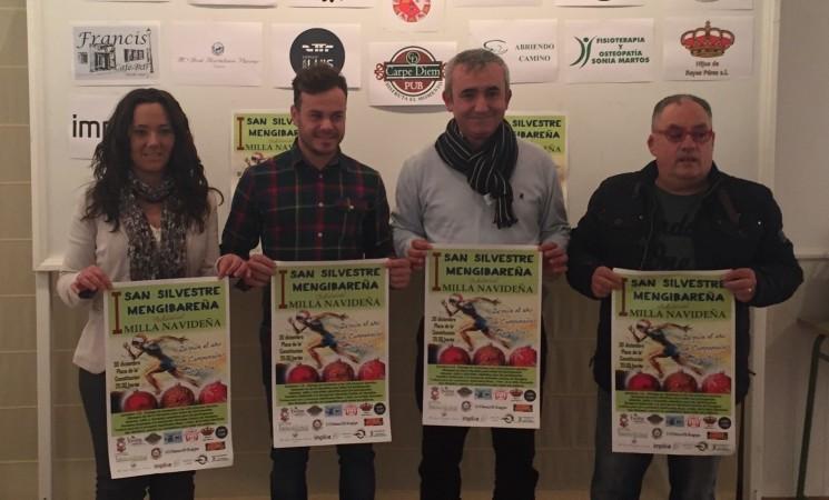 El Lunes 28 se presentó la I San Silvestre Solidaria