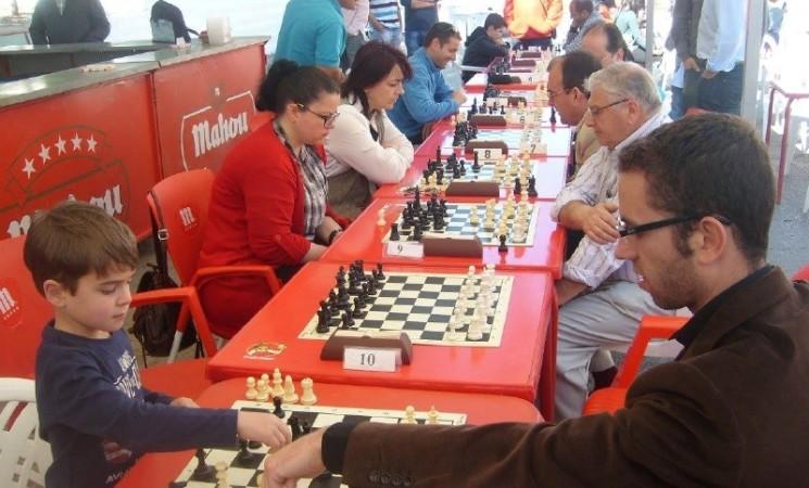 Torneo de Ajedrez en el barrio de San José Obrero
