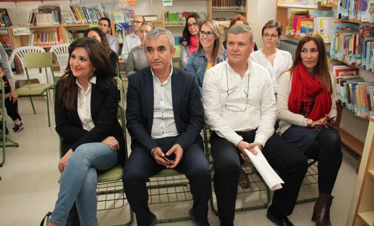 El CEIP Manuel de la Chica empezará a ser bilingüe a partir del curso 2016/2017