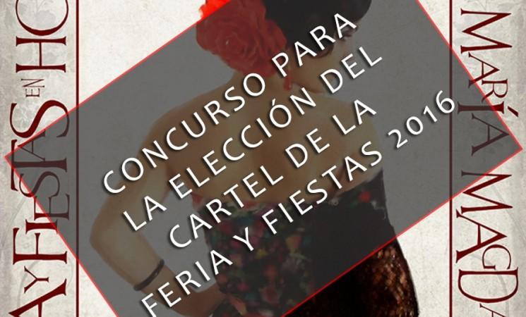 Concurso para la elección del Cartel de la Feria y Fiestas 2016
