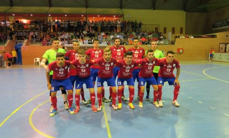 Copa del Rey Atlético Mengibar - El Pozo Murcia