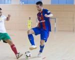 Previa Naturpellet Segovia - Atlético Mengíbar