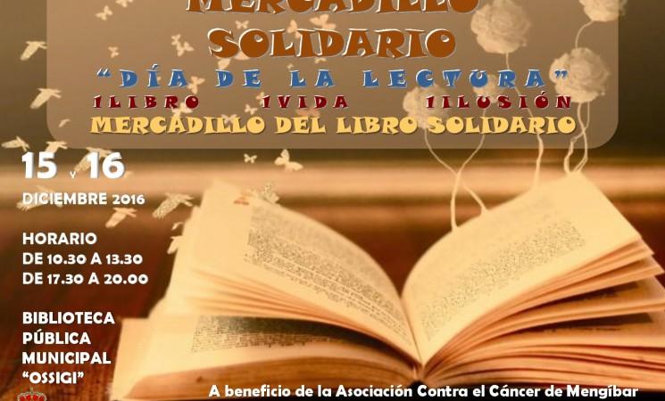 Mercadillo del Libro Solidario