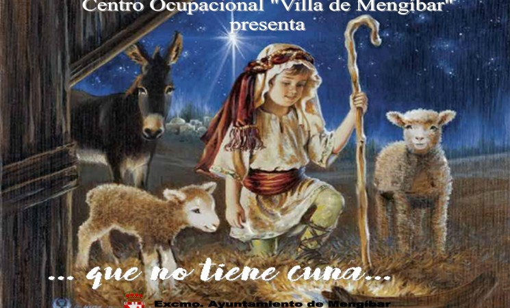 "Teatro navideño del Centro Ocupacional ""Villa de Mengíbar"""