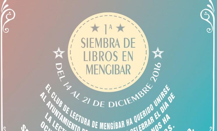 I Siembra de libros en Mengíbar