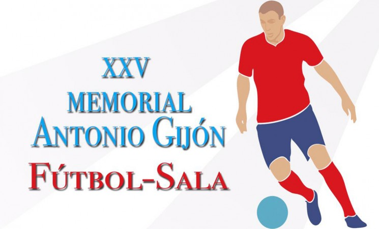 XXV Memorial Antonio Gijón
