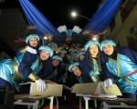 La Cabalgata de los Reyes Magos y el espectáculo pirotécnico, en vídeo y fotografías