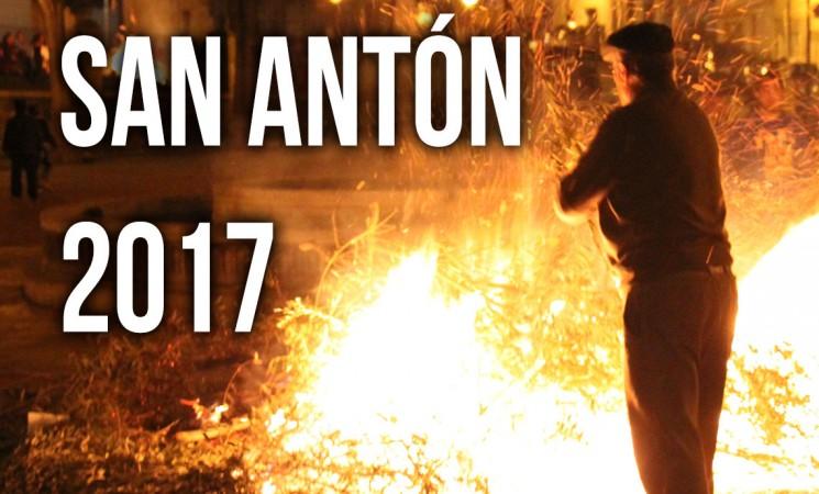 BANDO / Fiesta de las lumbres de San Antón