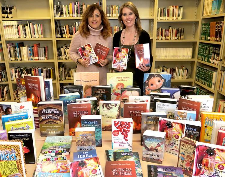 La Biblioteca Ossigi incorpora un centenar de novedades a sus fondos