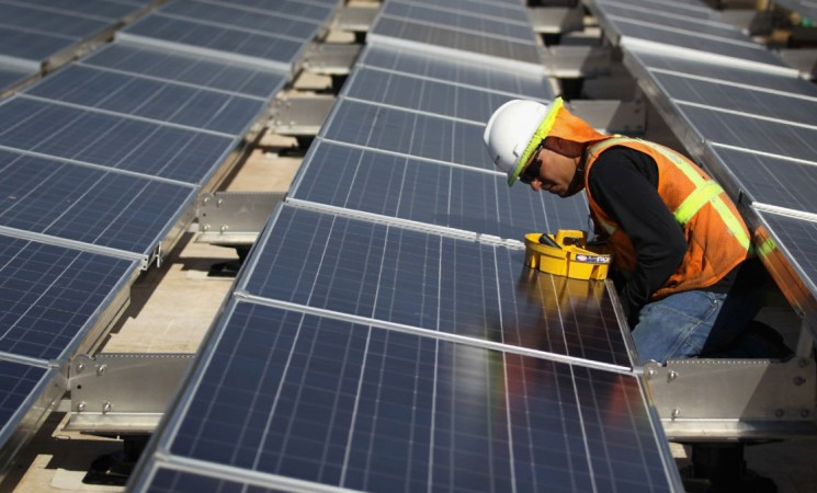 Diez becas para ser proyectista instalador de energía solar