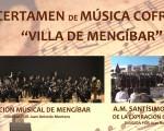 VI Certamen de Música Cofrade Villa de Mengíbar