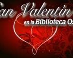 'San Valentín en la Biblioteca Ossigi'