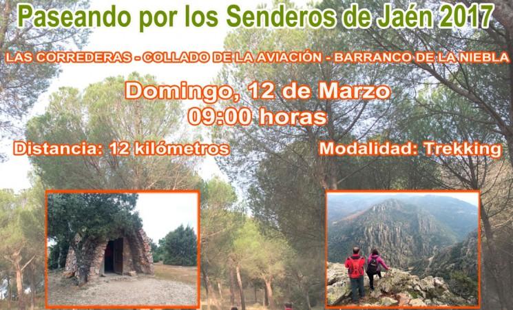 Inscripciones abiertas para la ruta de 'Paseando por los senderos de Jaén'