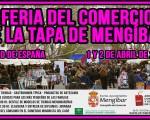 La II Feria del Comercio y de la Tapa de Mengíbar, este fin de semana