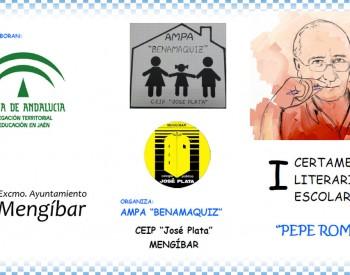 Premios del Certamen Literario Escolar Pepe Román