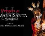 Antonio Barahona del Moral pregonará la Semana Santa de Mengíbar