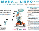 Programación cultural de la Semana del Libro en Mengíbar