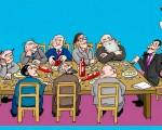 Teatro: 'La cena de los idiotas', el 5 de mayo