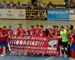 El Atlético Mengíbar cierra su estreno en Segunda con una exhibición de intensidad