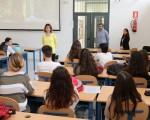 Estudiantes se forman en igualdad contra la 'violencia a golpe de click'