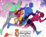 Cartel y díptico de la XXIV Carrera Urbana de Mengíbar