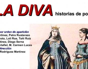 'La diva. Historias de poder', teatro en el Auditorio