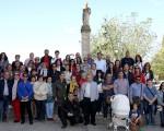 Colectivos mengibareños conocen Toledo, 'ciudad de las tres culturas'