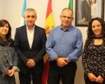 El Ayuntamiento de Mengíbar y Software Delsol estrechan lazos