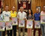 Presentación de la XXIV Carrera Urbana Ciudad de Mengíbar