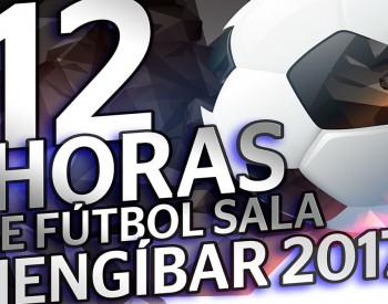 12 Horas de Fútbol Sala Mengíbar 2017