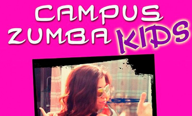 Campus Zumba Kids en Mengíbar
