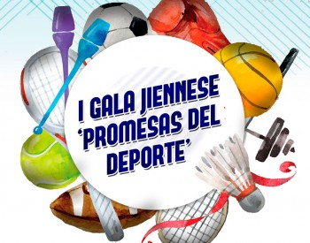 I Gala Jiennense Promesas del Deporte