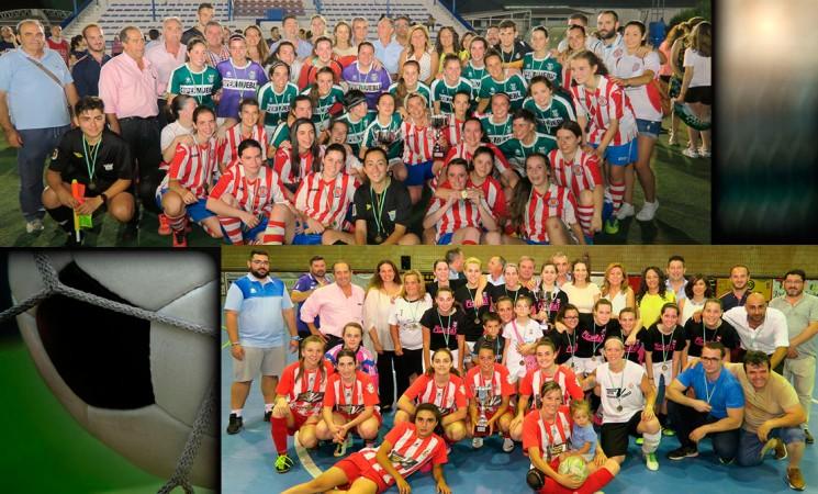 El mejor fútbol femenino jiennense se mide en Mengíbar