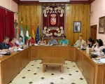 Consejo Escolar Municipal en el Ayuntamiento de Mengíbar