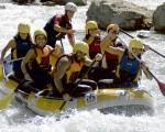 Piragüismo y rafting con el programa 'Navegando por Jaén 2017'