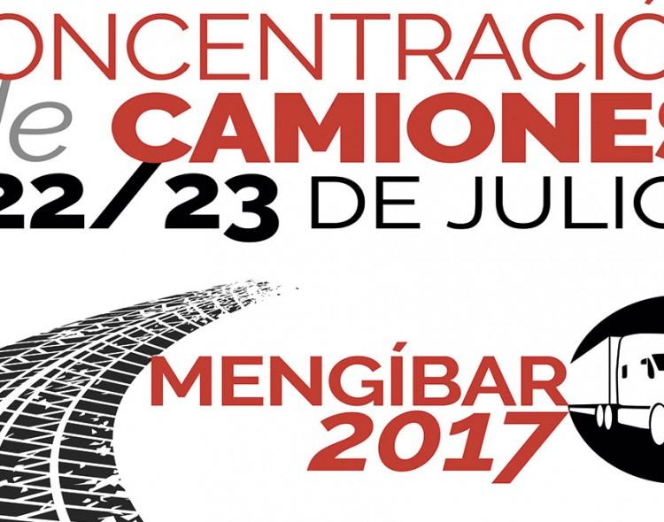 VI Concentración Provincial de Camiones Ciudad de Mengíbar, los días 22 y 23 de julio