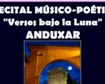 Recital músico-poético 'Versos bajo la luna', este viernes