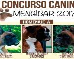 El V Concurso Canino de Mengíbar, este sábado 8 de julio