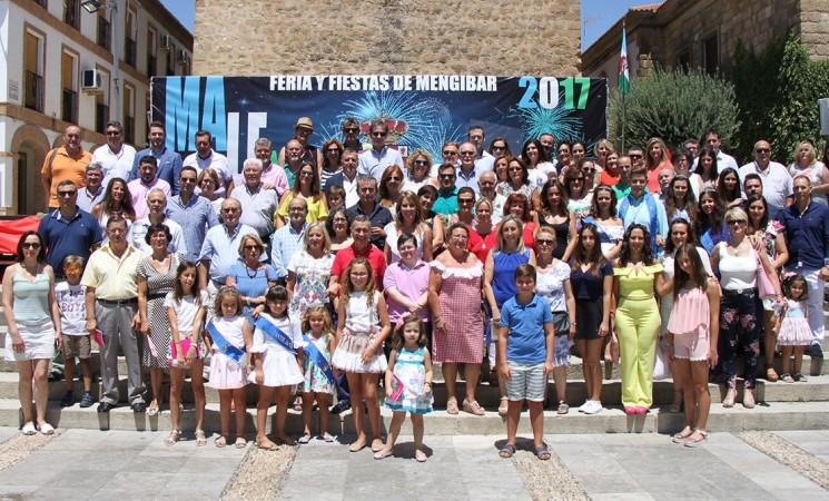 Tradicional Homenaje al Ausente en la Feria de Mengíbar 2017