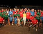 Torneo de Veteranos entre el Mengíbar y el Puertollano