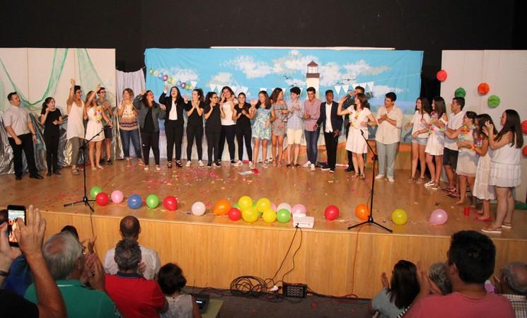 Emoción y concienciación con el teatro 'Sin ti, no Haytí', del grupo del instituto de Mengíbar