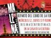 Reparto del 'Libro de la Feria' Mengíbar 2017, a partir del miércoles 12 de julio