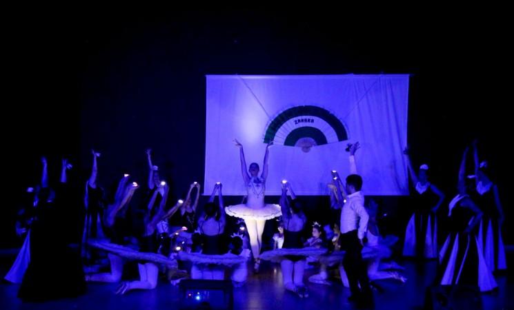 Festival de fin de curso de la Academia Zambra de Mengíbar