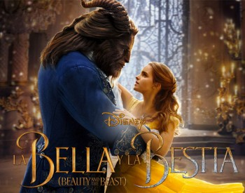 Cine de Verano Mengíbar 2017: 'La bella y la bestia'