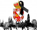 Mengíbar se solidariza con Barcelona tras el brutal atentado terrorista